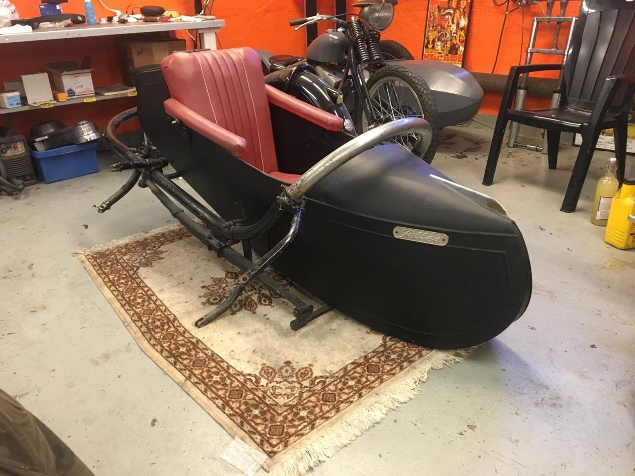 1940 FELBER sidecar  For Sale (picture 2 of 4)