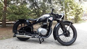 1936 DBK 250 Old lady For Sale