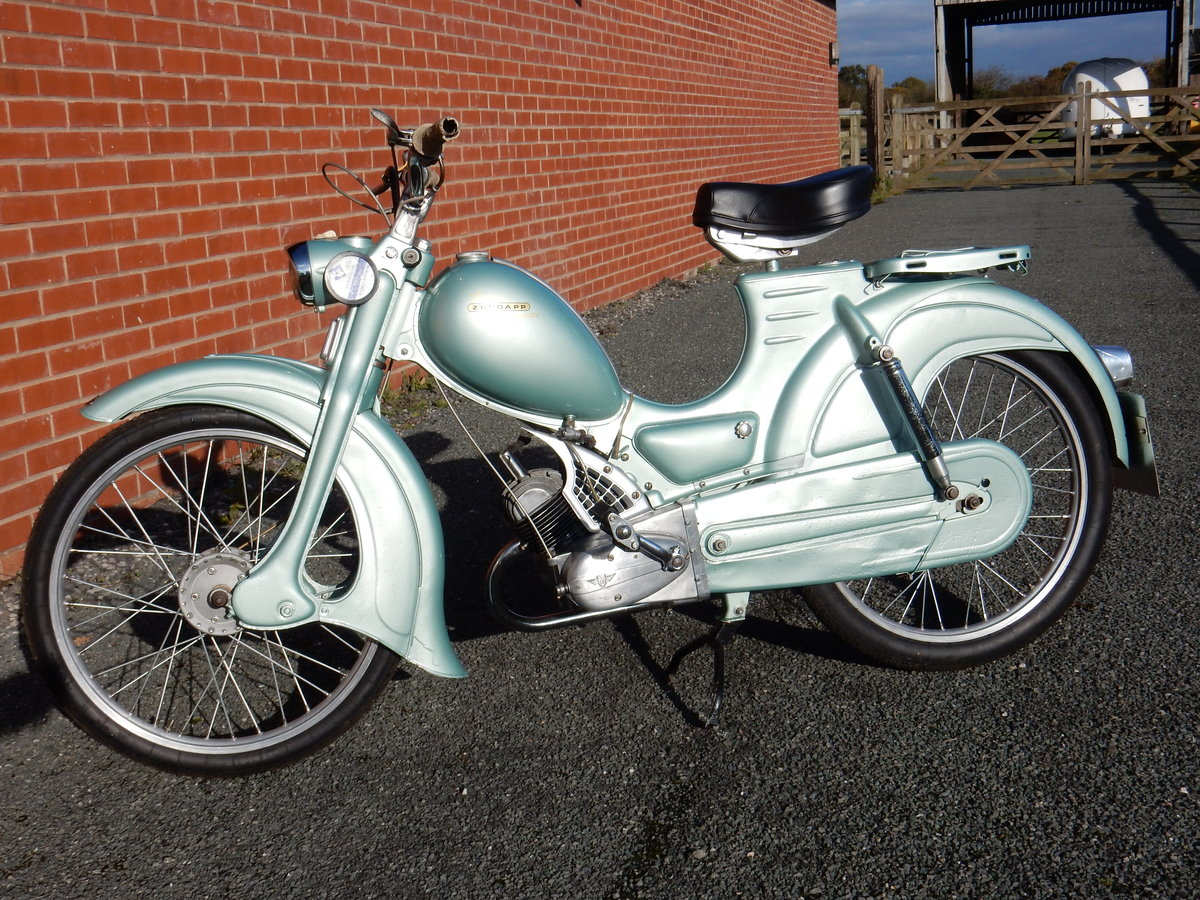 Zundapp Combinette  50cc  1958 For Sale (picture 2 of 6)