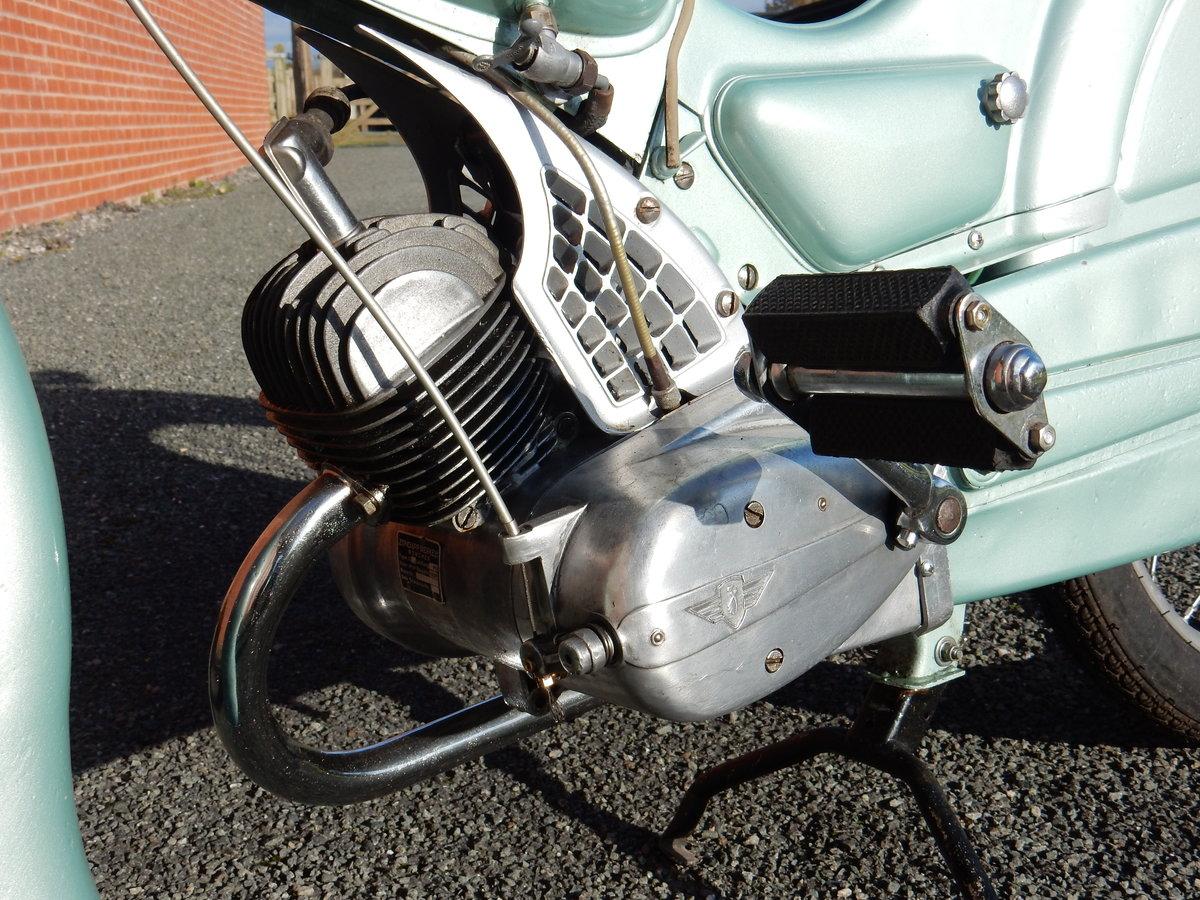 Zundapp Combinette  50cc  1958 For Sale (picture 3 of 6)