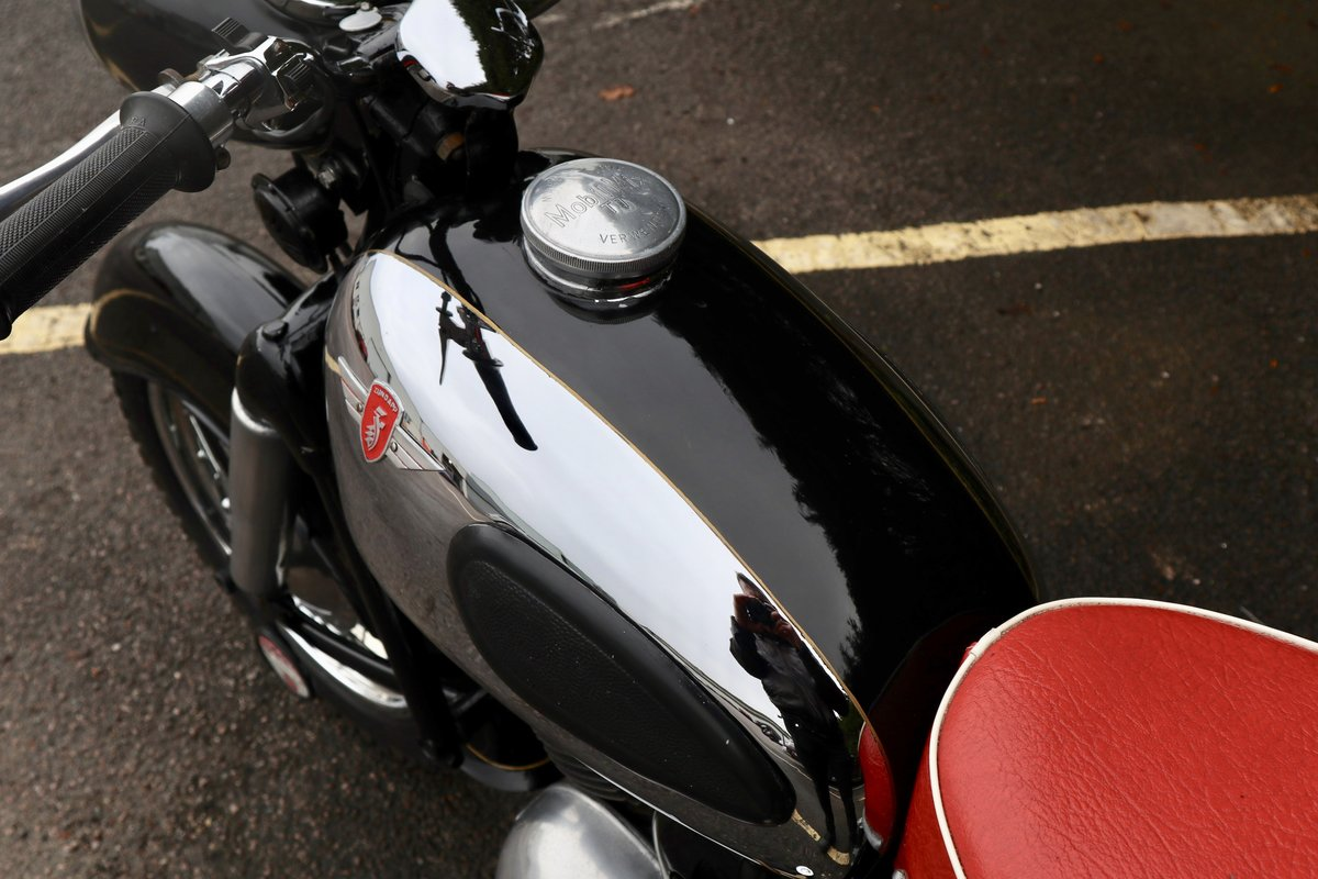 1957 Zundapp 201S 200cc Classic German Motorcycle  For Sale (picture 6 of 6)