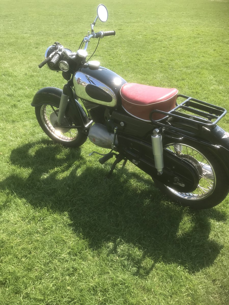 1957 Zundapp 200s For Sale (picture 2 of 5)