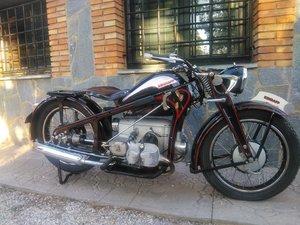 1941 Zundapp ks600