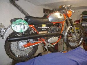1972 Zundapp 125 GS