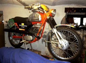 Picture of 1973 Zundapp 125 GS