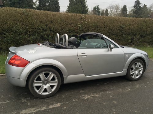 2004 Audi TT Roadster SOLD (picture 2 of 6)