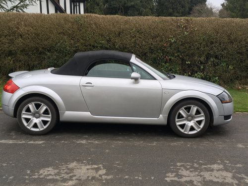 2004 Audi TT Roadster SOLD (picture 4 of 6)
