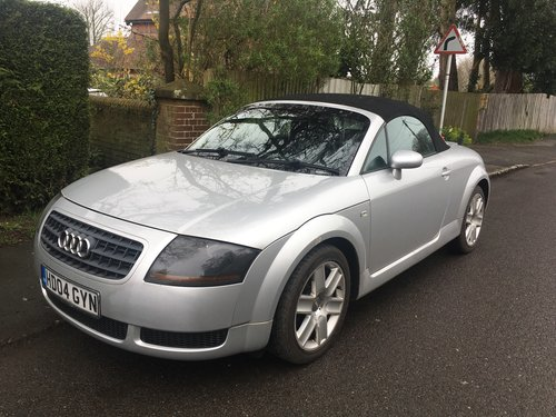 2004 Audi TT Roadster SOLD (picture 5 of 6)