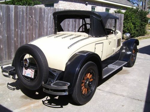 1925 REO Roadster For Sale (picture 3 of 6)