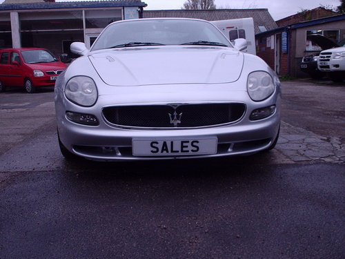 2001 Maserati 3200 GT Automatic For Sale (picture 3 of 6)