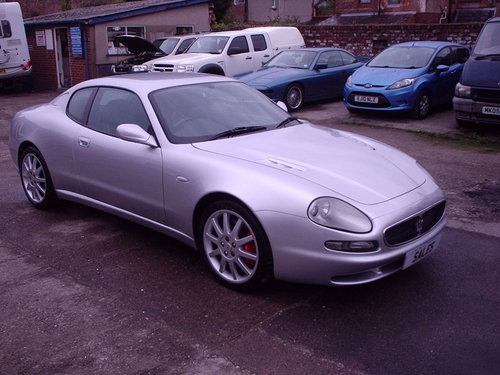 2001 Maserati 3200 GT Automatic For Sale (picture 4 of 6)