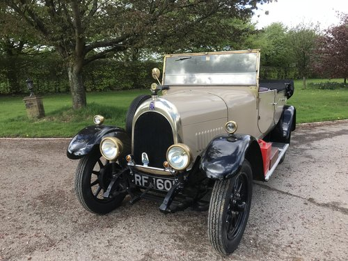 1926 Bean Twelve Tourer - Now Reserved! SOLD (picture 1 of 6)