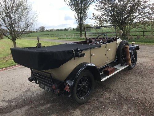 1926 Bean Twelve Tourer - Now Reserved! SOLD (picture 2 of 6)