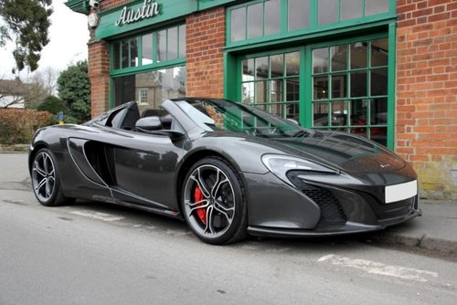 2014 McLaren 650 S Spider  For Sale (picture 2 of 4)