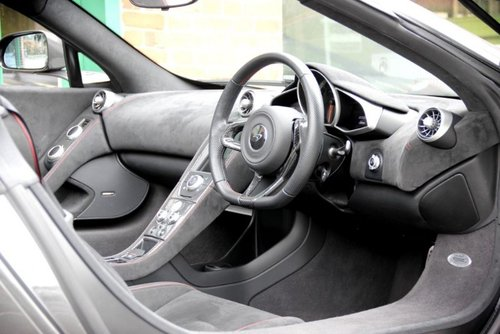 2014 McLaren 650 S Spider  For Sale (picture 4 of 4)