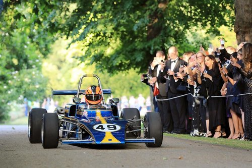 Ex James Hunt Hesketh Dastle F3 1972 For Sale (picture 1 of 6)