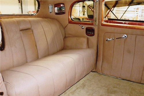 1937 Pierce-Arrow 1703 Limousine For Sale (picture 5 of 6)