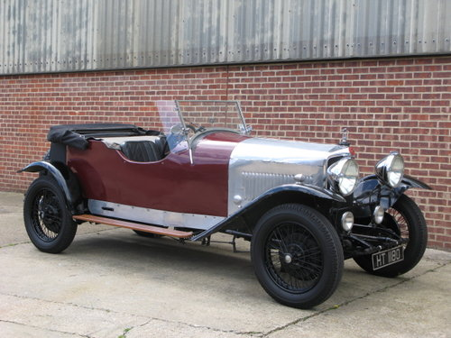 1930 Crossley Silver 2 ltr. Special For Sale (picture 1 of 6)