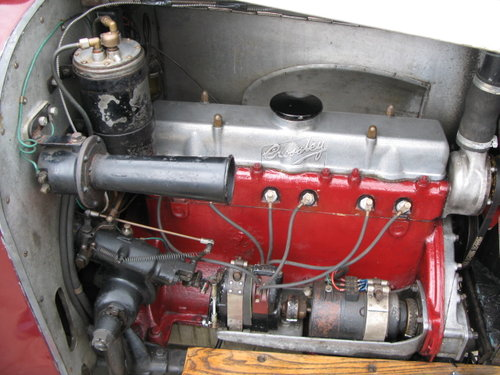 1930 Crossley Silver 2 ltr. Special For Sale (picture 5 of 6)