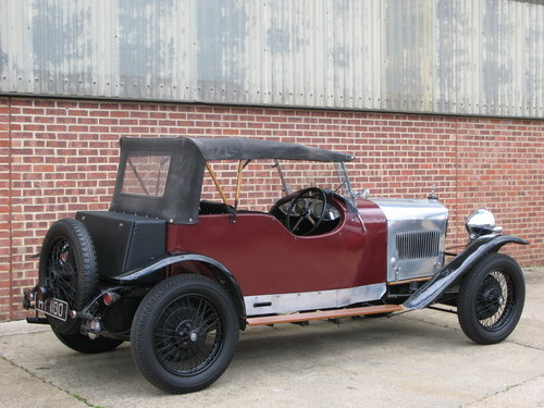 1930 Crossley Silver 2 ltr. Special For Sale (picture 6 of 6)