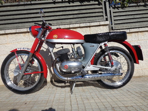 1965 Montesa Impala 250 Sport For Sale (picture 1 of 6)