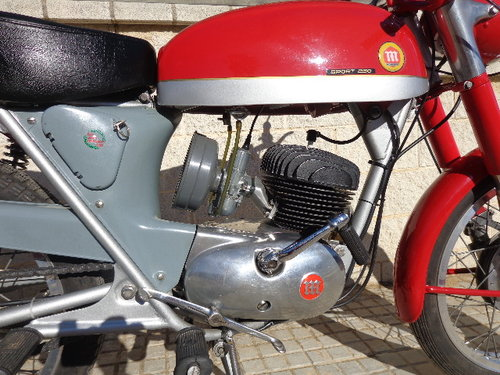 1965 Montesa Impala 250 Sport For Sale (picture 4 of 6)