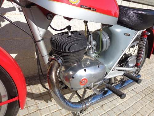 1965 Montesa Impala 250 Sport For Sale (picture 6 of 6)
