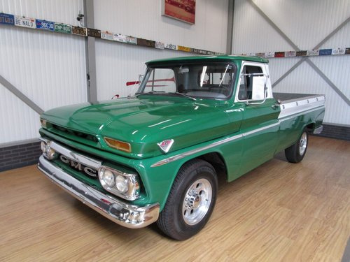 1965 GMC Series 1500 V6 Custom Pick Up For Sale (picture 1 of 6)