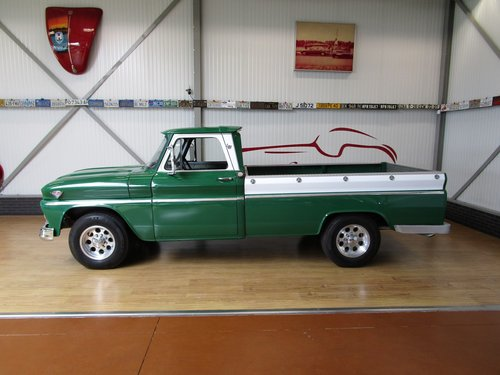 1965 GMC Series 1500 V6 Custom Pick Up For Sale (picture 2 of 6)