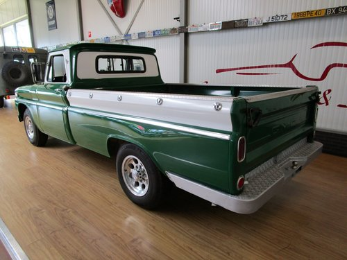 1965 GMC Series 1500 V6 Custom Pick Up For Sale (picture 3 of 6)