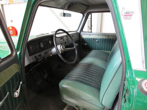 1965 GMC Series 1500 V6 Custom Pick Up For Sale (picture 4 of 6)