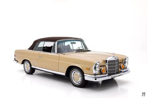1969 Mercedes-Benz 280SE Cabriolet For Sale (picture 2 of 6)