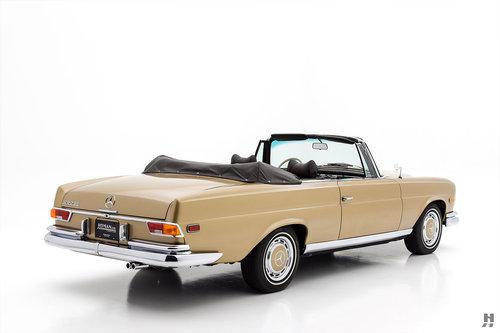 1969 Mercedes-Benz 280SE Cabriolet For Sale (picture 3 of 6)