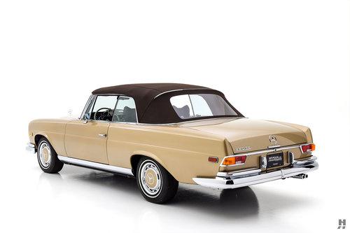1969 Mercedes-Benz 280SE Cabriolet For Sale (picture 4 of 6)