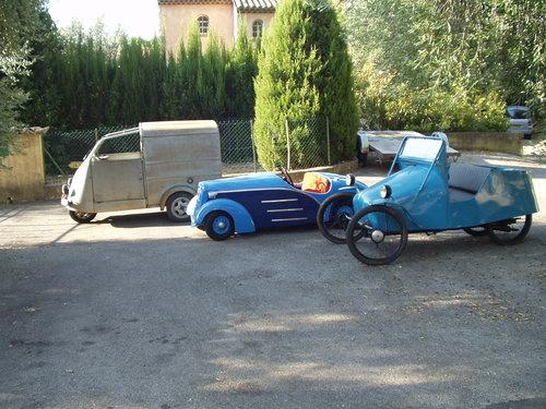 1947 L' Aiglon , No Bugatti , Delage , Messerschmitt For Sale (picture 1 of 6)