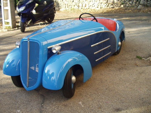 1947 L' Aiglon , No Bugatti , Delage , Messerschmitt For Sale (picture 2 of 6)