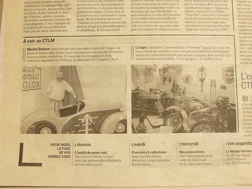 1947 L' Aiglon , No Bugatti , Delage , Messerschmitt For Sale (picture 5 of 6)