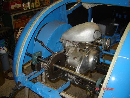 1947 L' Aiglon , No Bugatti , Delage , Messerschmitt For Sale (picture 6 of 6)