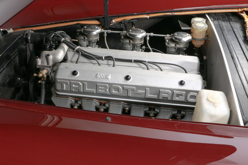 1954 Talbot-Lago T26 Grand Sport Coupe For Sale (picture 6 of 6)