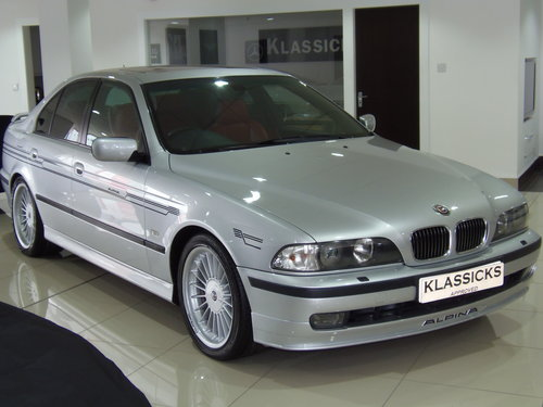 2000 W BMW ALPINA B10 4.6 V8 AUTO For Sale (picture 2 of 6)