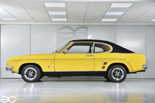 1974 Daytona Yellow Mk1 Capri GT 1600 - Ready to be enjoyed! SOLD (picture 4 of 6)