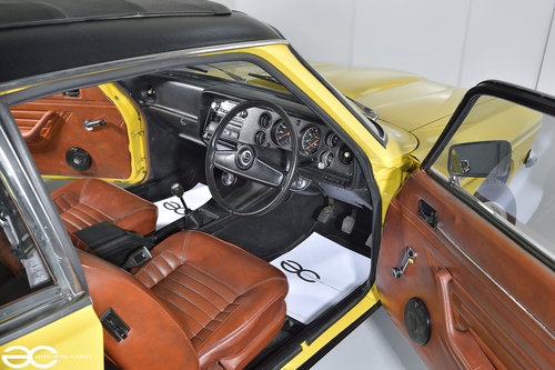 1974 Daytona Yellow Mk1 Capri GT 1600 - Ready to be enjoyed! SOLD (picture 6 of 6)