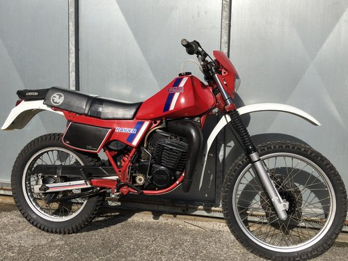 1945 FANTIC RAIDER 125 TRAIL ACE BIKE ROAD REGD WITH V5 £2795 OFF For Sale (picture 1 of 2)