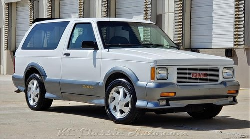 1993 GMC Typhoon 1 owner !!! 70k miles !!! For Sale (picture 2 of 6)