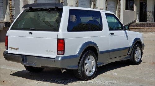 1993 GMC Typhoon 1 owner !!! 70k miles !!! For Sale (picture 3 of 6)