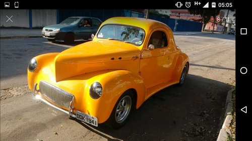 1941 Hot Rod with 6cc engine  For Sale (picture 1 of 6)