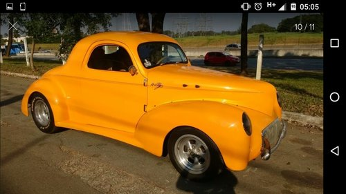 1941 Hot Rod with 6cc engine  For Sale (picture 2 of 6)