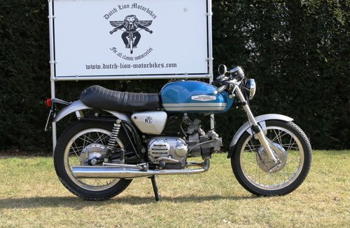 1971 Aermacchi TV350 in beautifull restored condition  For Sale (picture 1 of 2)