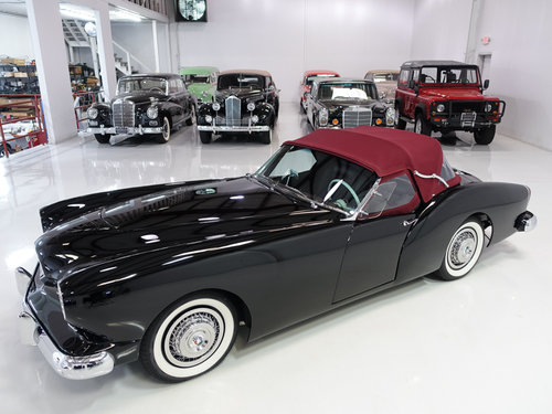 1954 Kaiser Darrin 161 Sport Roadster For Sale (picture 2 of 6)