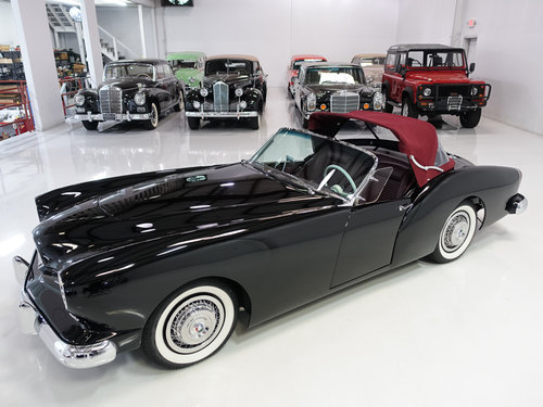 1954 Kaiser Darrin 161 Sport Roadster For Sale (picture 3 of 6)